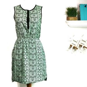Lovely Mint Green Summer Dress With Pockets